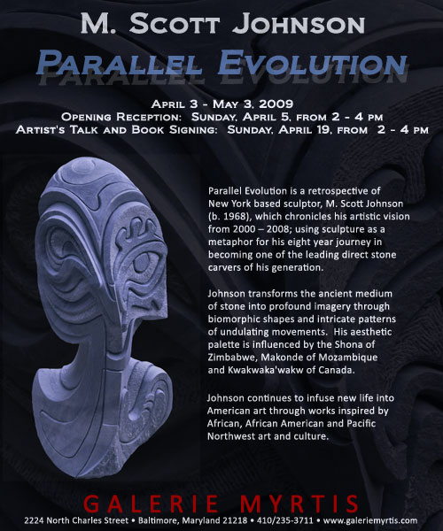 M. Scott Johnson - Parallel Evolution