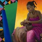 Lois Mailou JonesMere Du Senegal, 1985