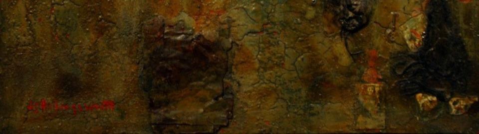 Voodoo (detail)  by Alvin Hollingsworth