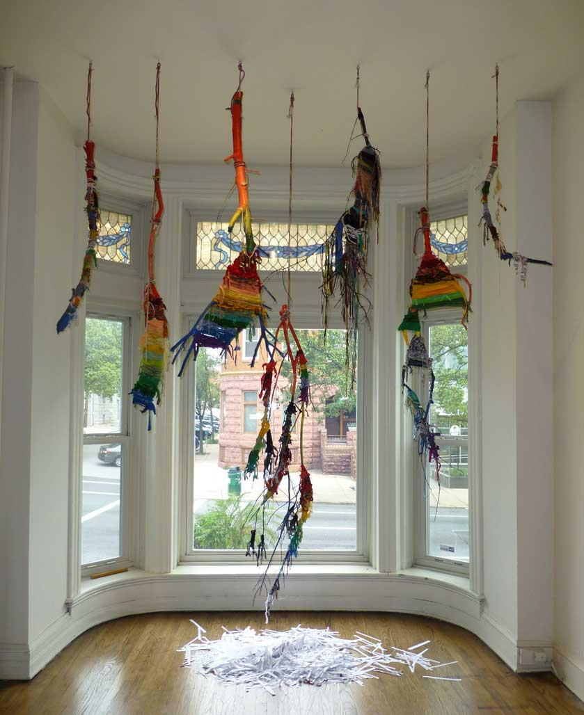 Tree Branch Installation by Amber Robles-Gordon