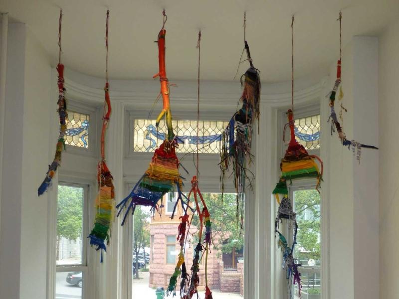 Tree Branch Installation by Amber Robles-Gordon