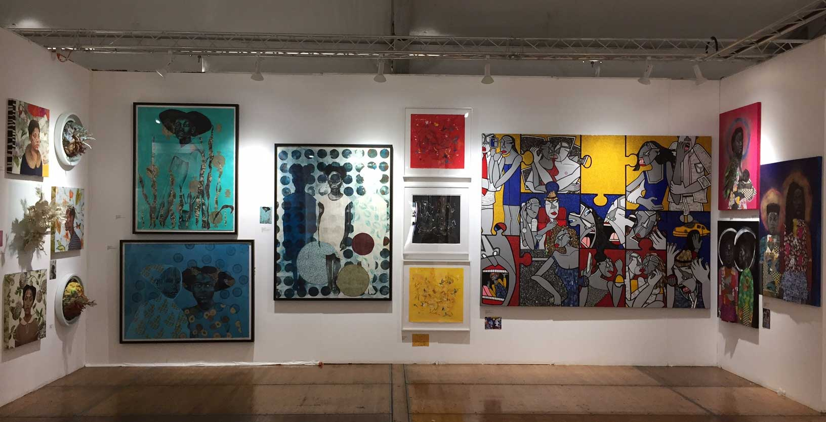 Galerie Myrtis at Spectrum Miami -  Booth S900